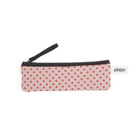 Astuccio Pencil Pocket Dotty Jack Red