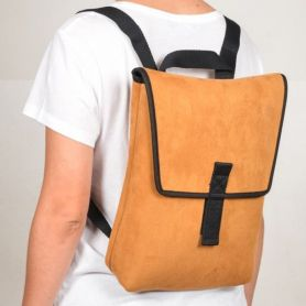 Zaino Backpack Mini Skin Camel