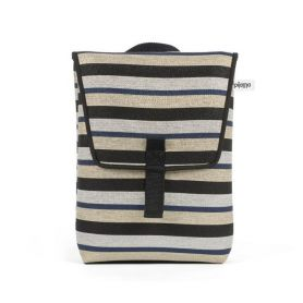 Zaino Backpack Mini Lurex Stripes