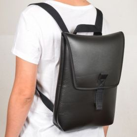 Zaino Backpack mini Skin Black