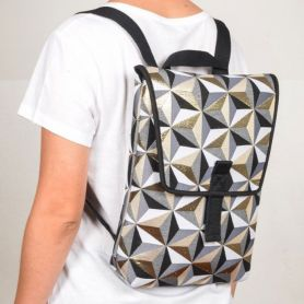Zaino Backpack Mini Lurex Prisma