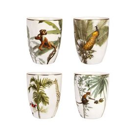Set mug jungle