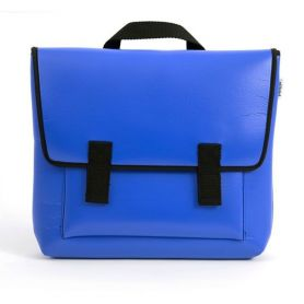 Satchel Boxe Blue