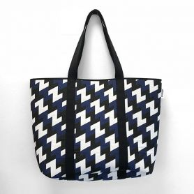 Beach Bag Heroes ZZ Blue