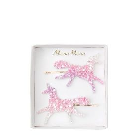 Mollettine unicorno glitter