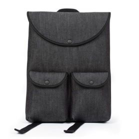 Zaino Pocket Backpack Denim