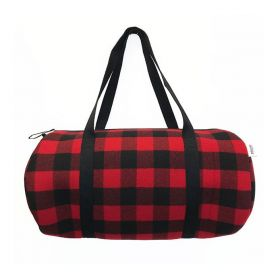 Duffle Bag Buffalo Red