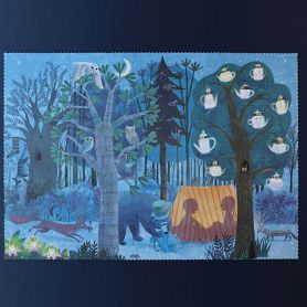 Puzzle Night & Day The Forest