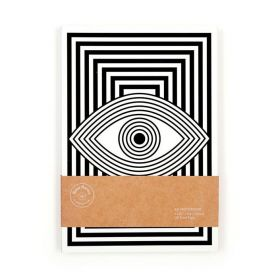 Notebook A5 Occhio by Jonathan Adler