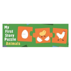 My First Story Puzzle: animali