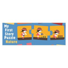 My First Story Puzzle: natura