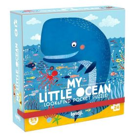 Pocket Puzzle My Little Ocean