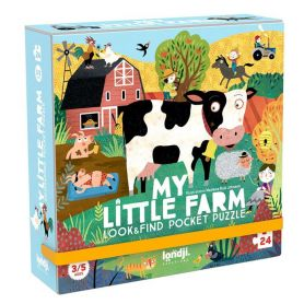 Pocket Puzzle My Little Farm