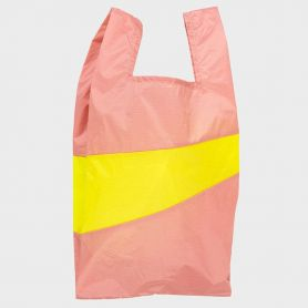 Shopping Bag Try & Fluo Yellow