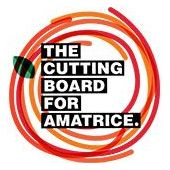 THE CUTTING BOARD FOR AMATRICE