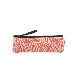 Astuccio Pencil Pocket Fern Fluo
