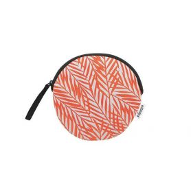 Astuccio Circle Pocket Fern Fluo