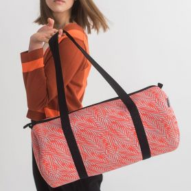 Duffle Bag Fern fluo