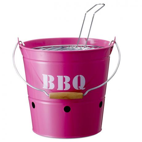 Barbecue fluo