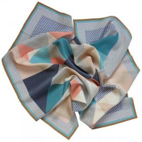 "Foulard ""patchwork new"""