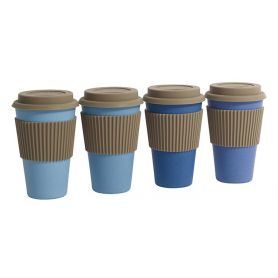 Mug To Go blu - turchese
