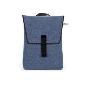 Zaino Backpack Mini Indigo linen