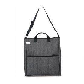 Handle Bag Denim black