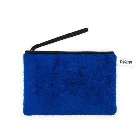 Astuccio Medium Blue Towel