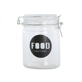 Barattolo food factory 250 ml