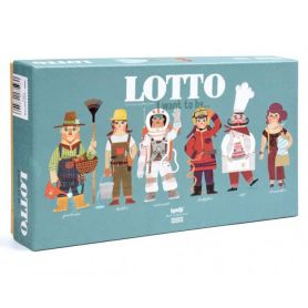 Lotto... I want to be