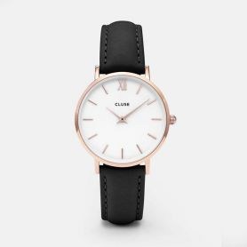 Orologio - Minuit rose gold white black
