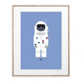 Poster Neil Armstrong
