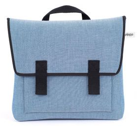 Satchel Bag Chambray