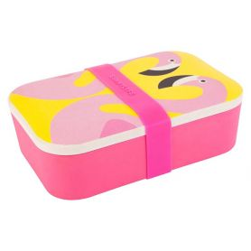 Lunch box fenicottero