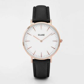 Cluse • La Bohéme rose gold white
