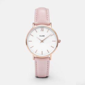 Orologio - Minuit rose gold white