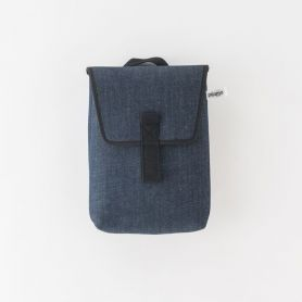 Zaino Backpack Kids denim