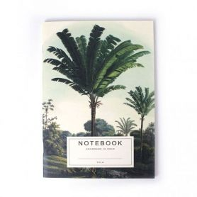Notebook A5 Jungle